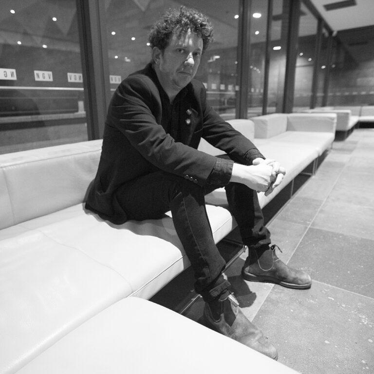 Ben Salter profile shot