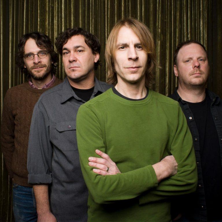 Mudhoney profile shot
