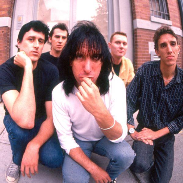 Died Pretty band profile shot